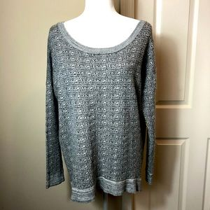 Calvin Klein Jeans wide neck sweater